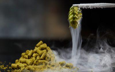 Cryo Hops, extracción del lúpulo