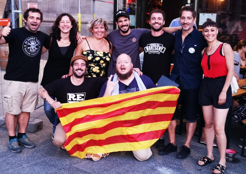 La revolución Craft Beer en Catalunya