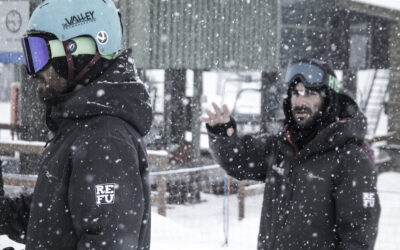Horario de invierno en REFU Vielha