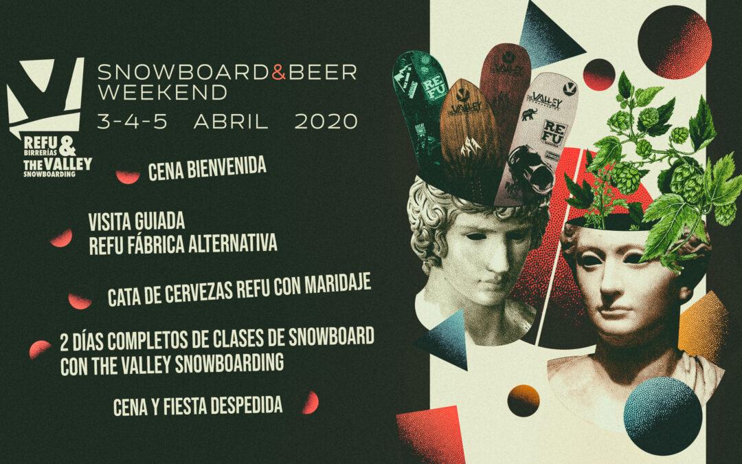 Snowboard & Beer Weekend